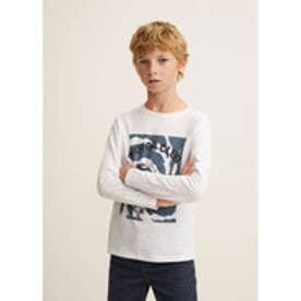 Tシャツ .-- GRAPHIC (ホワイト)