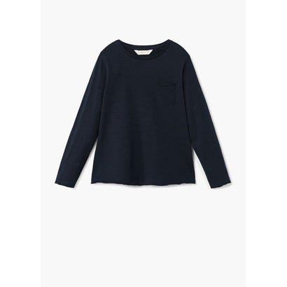 Tシャツ .-- BASICG3 (ネイビーブルー)