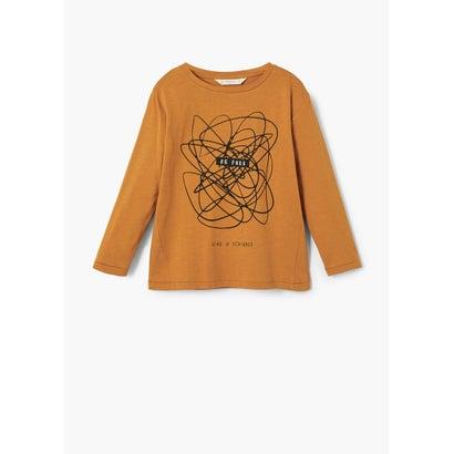 Tシャツ .-- SPENCER3 (ミディアムイエロー)