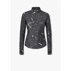 スポーツTシャツ .-- NELLY1 (ブラック)