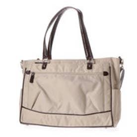 タム T・A・M オルセン2スマート通勤 ポケット充実ナイロン2Wayトートバッグ (グレー)