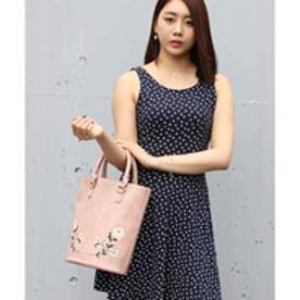 ミューレ Mulet Mulet 2WAY バケツ 刺繍 ショルダー (ピンク)