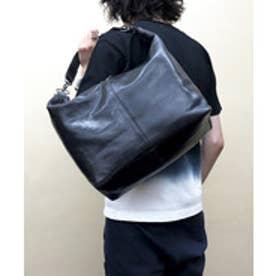 ビカーシ BICASH 2wayレザーバッグ (BLACK)
