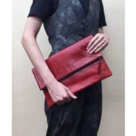 ビカーシ BICASH クラッチバッグ (RED)