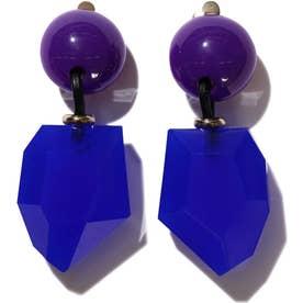 イヤリング VIOLET+BLUE1