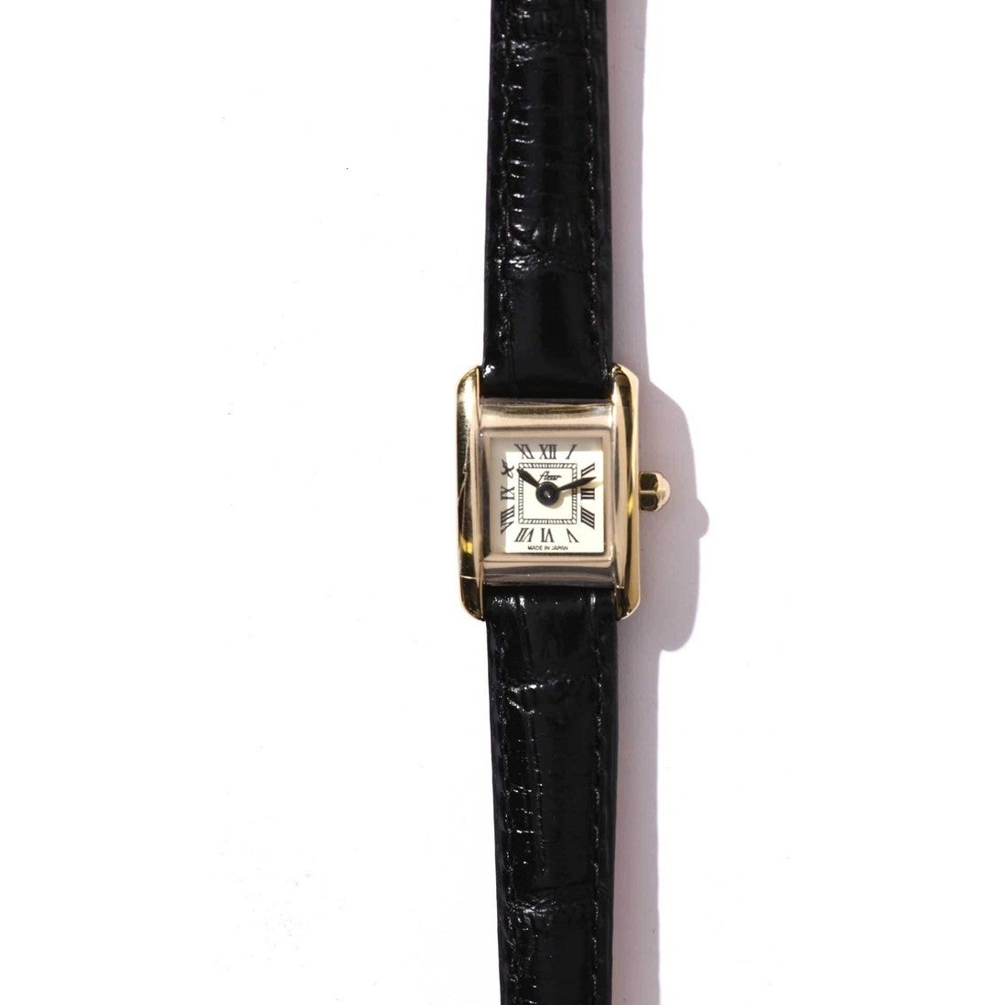 Fleur 腕時計 ブラック1