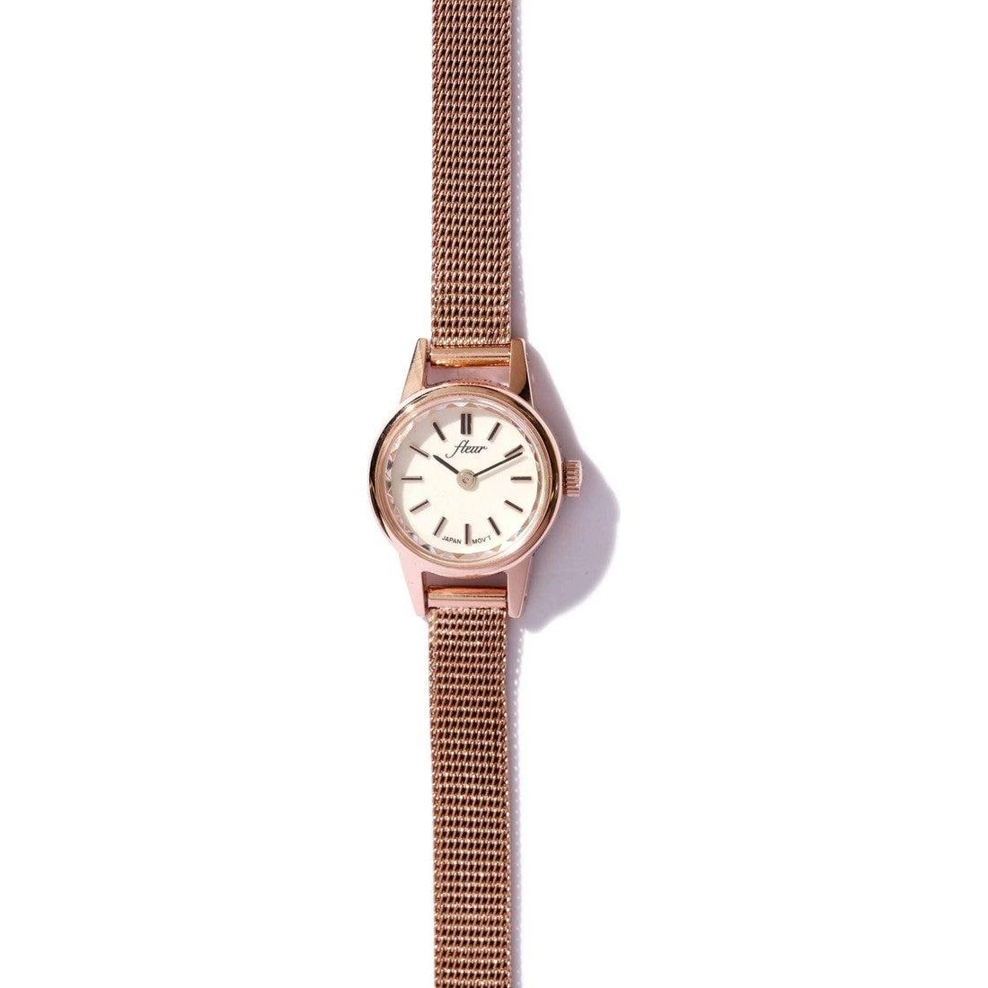 fleur 腕時計 ピンク1
