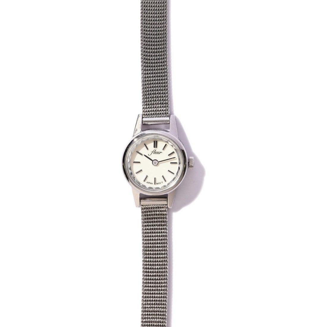 fleur 腕時計 シルバー1