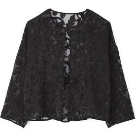 シースルーオパールジャケット BLACK MID1