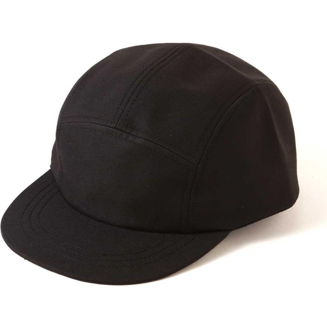 キャップ ブラック1