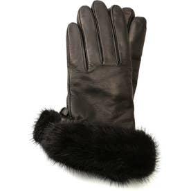 GALA GLOVES 手袋 BLACK1