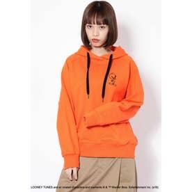 【ROSE BUD別注】パーカー オレンジ1