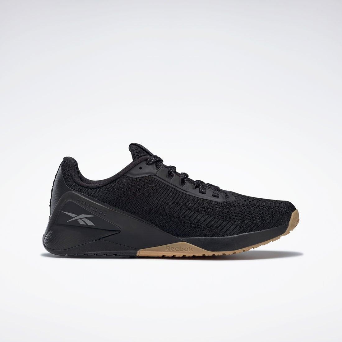 リーボック Reebok ナノ X1 / Nano X1 Shoes (ブラック)