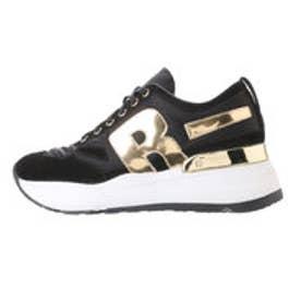 ルコライン RUCO LINE 4009 DOLMIAS MIRROR K M BLACK/GOLD (BLACK/GOLD)