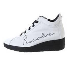 ルコライン RUCO LINE 226 NICOLE WRITTEN SW WHITE BLACK (WHITE BLACK)