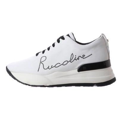 ルコライン RUCO LINE 4030 NICOLE WRITTEN SW WHITE BLACK (WHITE BLACK)