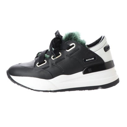 ルコライン RUCO LINE 4034 NATURE BLACK/GREEN (BLACK/GREEN)