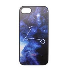 ディーパークス DPARKS iPhone7 Twinkle Case Black うお座(Pisces) (ブラック)