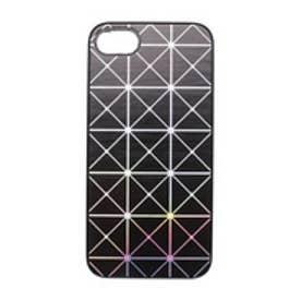 ディーパークス DPARKS iPhone7 Twinkle Case クロスプリズム (ブラック)