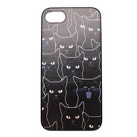 ディーパークス DPARKS iPhone7 Twinkle Case キャッツ (ブラック)