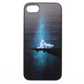 ディーパークス DPARKS iPhone7 Twinkle Case 少年とキツネ (ブラック)