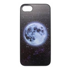 ディーパークス DPARKS iPhone7 Twinkle Case Shining Moon (ブラック)
