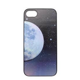 ディーパークス DPARKS iPhone7 Twinkle Case Moon Left (ブラック)