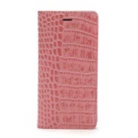 ゲイズ GAZE iPhone6 Vivid Croco Diary(ピンク)