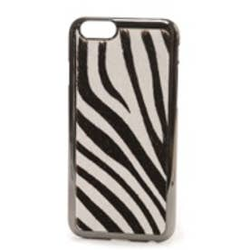 ゲイズ GAZE iPhone6 Zebra Calf Hair Bar(ゼブラ)