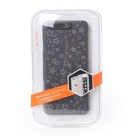 エスジー SG iPhone6s/6 Clear Shield イルミネーションケース(スペースグレイ スター)