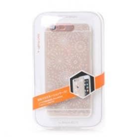 エスジー SG iPhone6s/6 Clear Shield イルミネーションケース(ローズゴールド ファイヤーワークス)