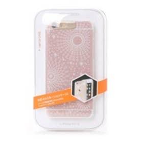 エスジー SG iPhone6s/6 Clear Shield イルミネーションケース(ゴールド サンフラワー)
