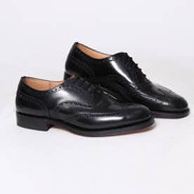 チャーチ churchs BURWOODPOLISHED BINDER (BLACK)