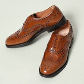 チャーチ churchs BURWOOD WGPOLISHED BINDER (SANDAL WOOD)