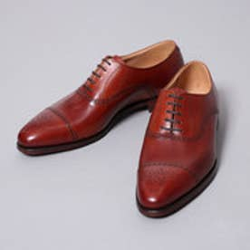 クロケット ジョーンズ Crockett&Jones MALTON (CHESTNUT)