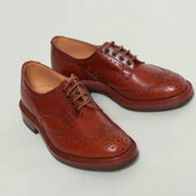 トリッカーズ Tricker's M5633-BOURTON-MARRON (MARRON)