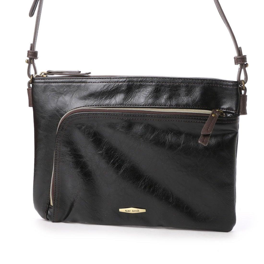 ロコンド 靴とファッションの通販サイトサックSACセプレ(ブラック)