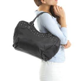 サボイ SAVOY ナイロン系素材の光沢があるバッグ (ブラック)