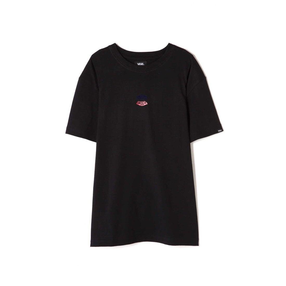 VANSOTWReversalTシャツブラック
