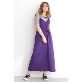 ◆Free's Mart 別注《Dickies 》キャミジャンパースカート パープル