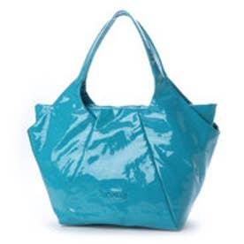イザック YSACCS エナメルトートバッグS (BLUE)