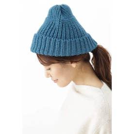 HIGHLAND2000 ニット帽 ブルー