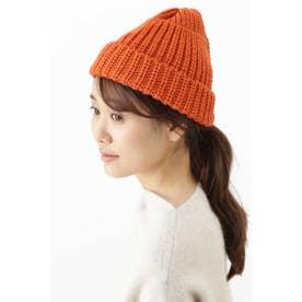 HIGHLAND2000 ニット帽 オレンジ