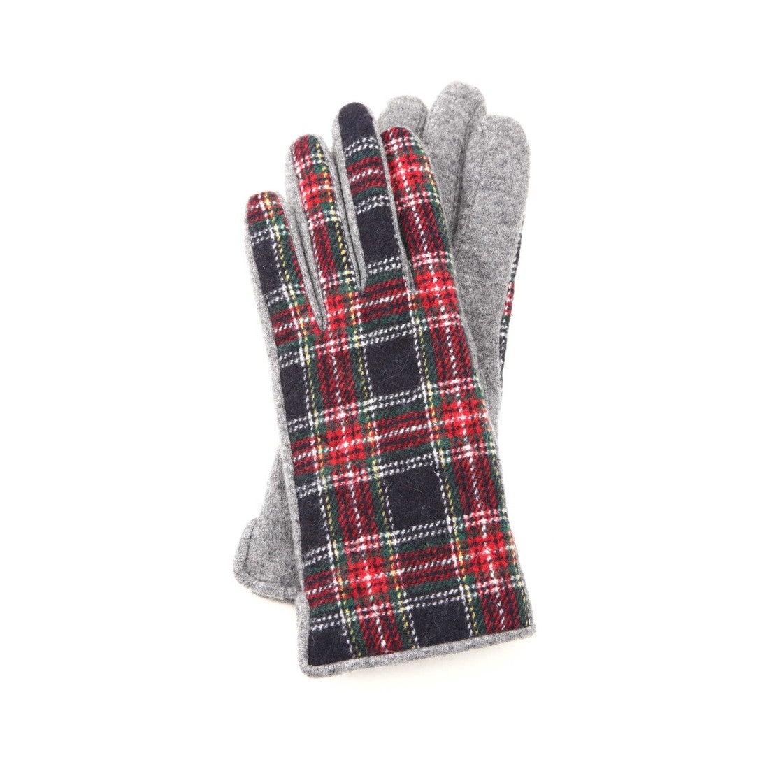 オリジナル 手袋 グレー