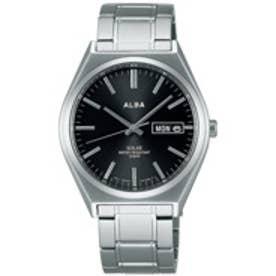 SEIKO アルバ ALBA アルバソーラー ペア 腕時計 国産 メンズ AEFD534