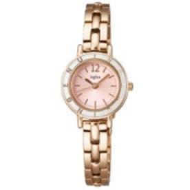 SEIKO アルバ ALBA ingenu  カラフルリングブレスレット クオーツ 国産 腕時計 レディース AHJK427