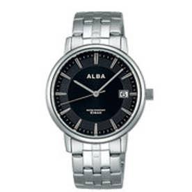 SEIKO アルバ ALBA クオーツ  日常生活用強化防水(10気圧) メンズ