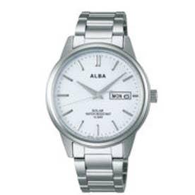 【SEIKO】 アルバ ALBA アルバ ソーラー メンズ 日常生活用強化防水(10気圧) メンズ