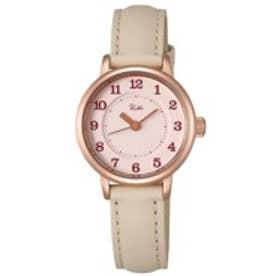 SEIKO アルバ ALBA リキワタナベ RIKI WATANABE 腕時計 国産 レディース AKQK413