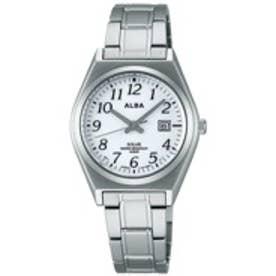SEIKO アルバ ALBA アルバソーラー ペア 腕時計 国産 レディース AEGD535